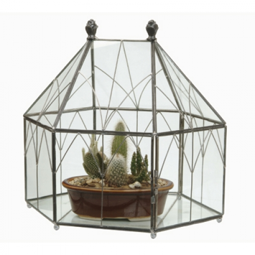 Victorian Style Mini Greenhouse